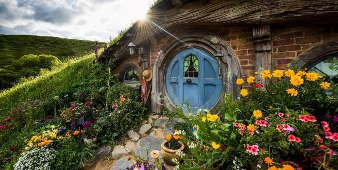Selo Hobita na Novom Zelandu