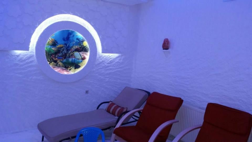 Slana soba POSEJDON – opustite se, liječite i uživajte