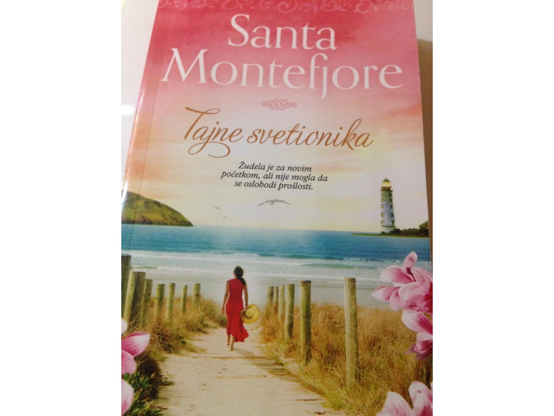 Tajna svetionika – Santa Montefjore