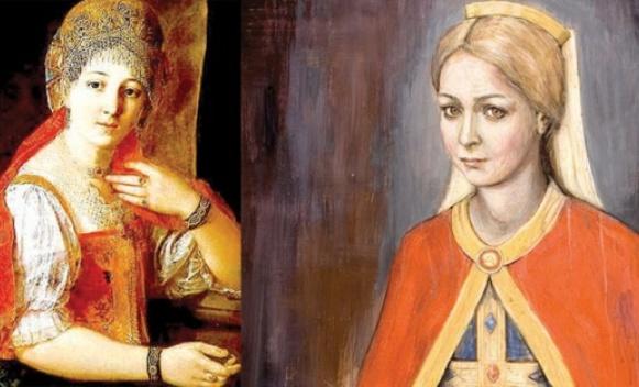 Olivera, srpska princeza u haremu